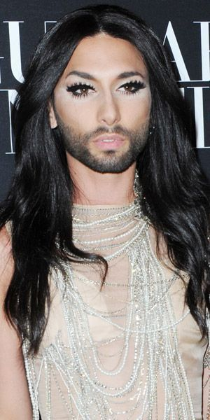 Conchita wurst for Conchita menage