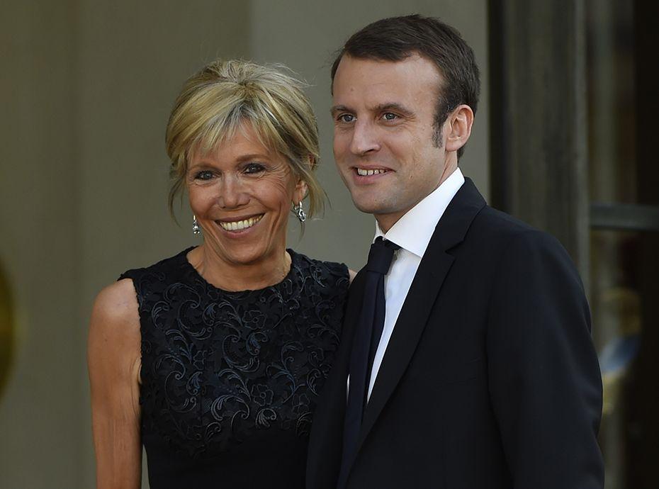 Top Emmanuel Macron : Il a connu une autre femme avant Brigitte ! VA77