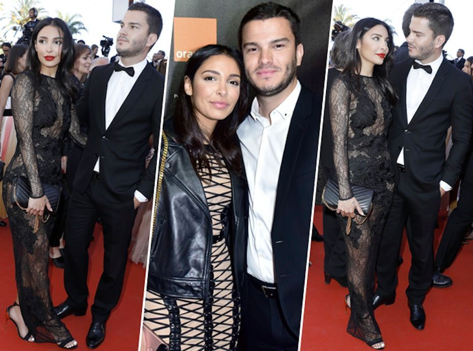 Photos Cannes 2017 Sananas La Star De Youtube En Couple Avec Un Myst 233 Rieux Inconnu