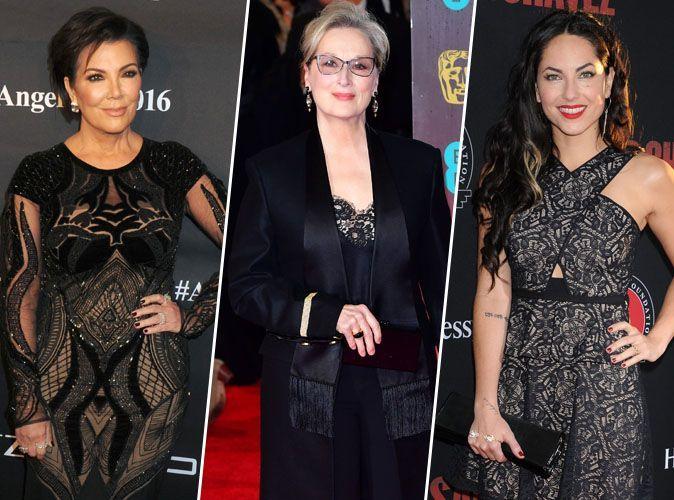Photos : Kris Jenner, Meryl Streep, Barbara Mori... ces grands-mères belles et sexy