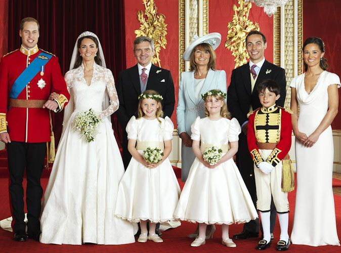 Mariage du prince william et de kate middleton les