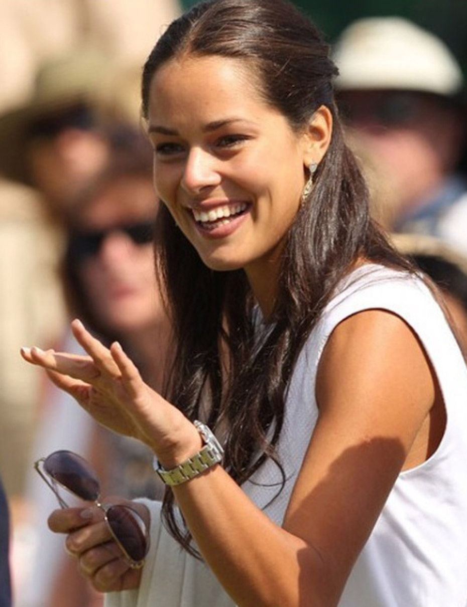 Ana Ivanovic Nue photos : ana ivanovic : la plus sexy des tenniswomen se