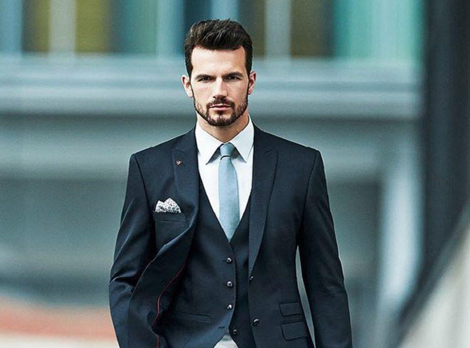 Look   Comment habiller ton homme pour aller à un mariage   9b9c54d490f