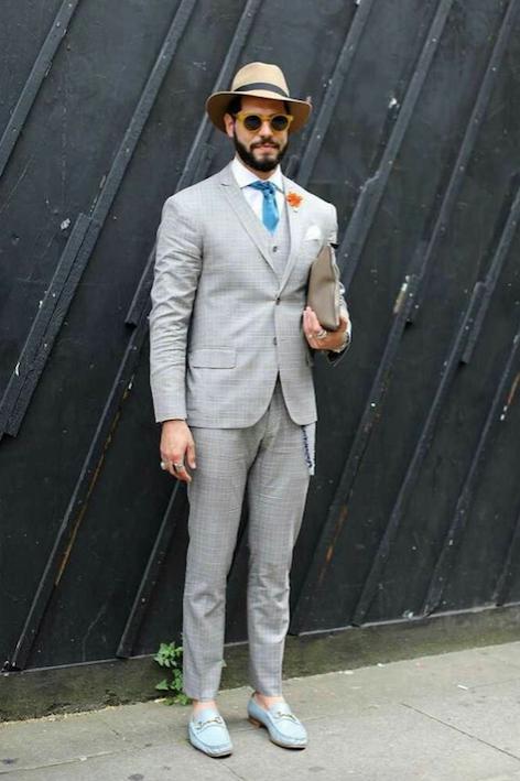 Look   Comment habiller ton homme pour aller à un mariage   c140a4457af