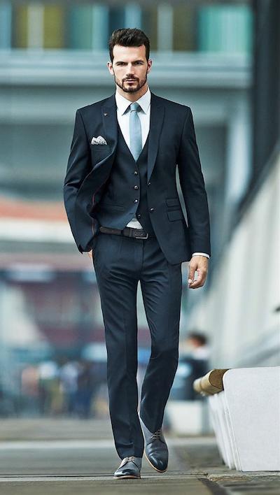 Look   Comment habiller ton homme pour aller à un mariage   7c9fd11668c