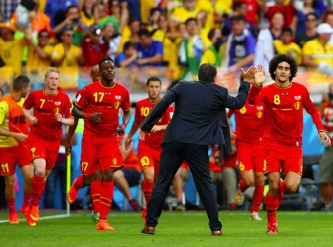 Coupe Du Monde  Suivez Le Match Belgique Algerie En Live Avec Public