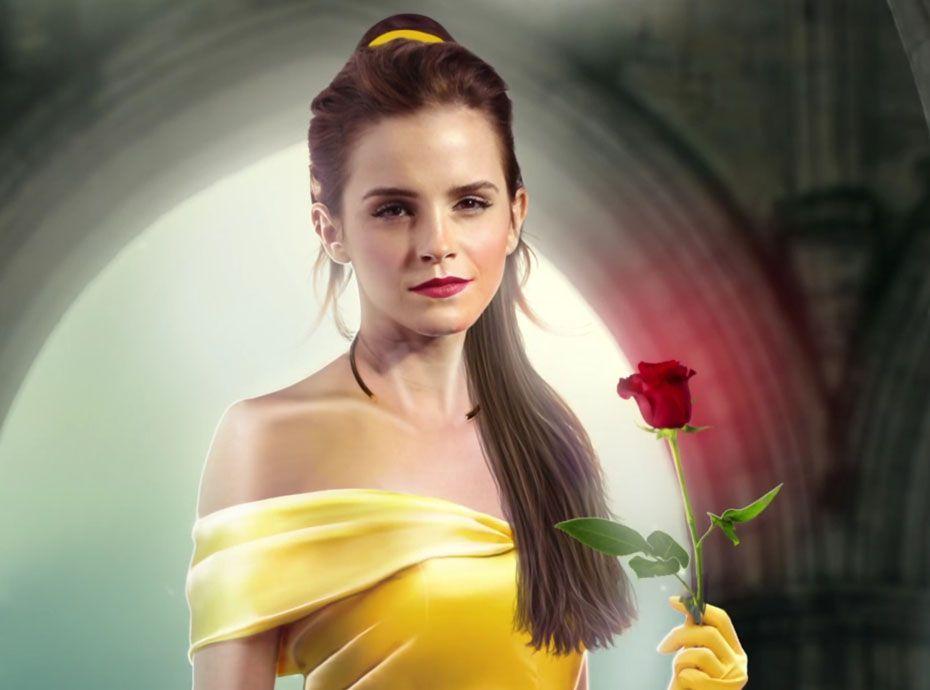 Emma Watson Chante Dans La Belle Et La Bete Et C Est Sublime