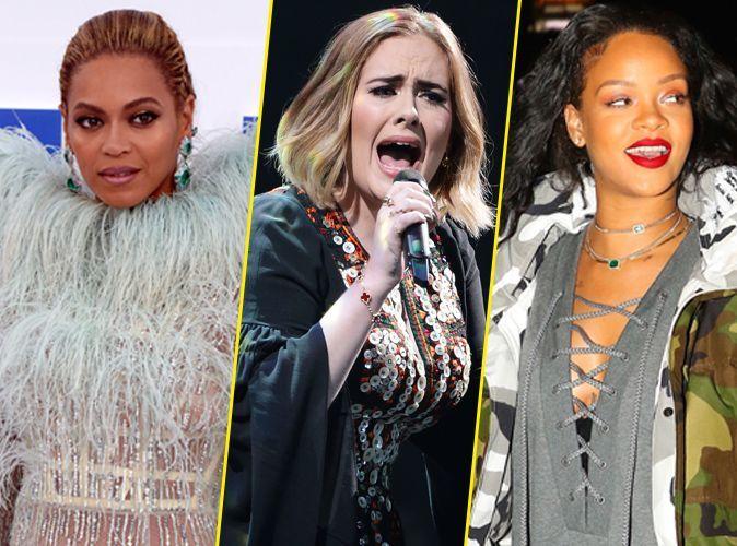 Beyoncé, Adele, Rihanna... ces stars qui ont cartonné avec la BO d'un film