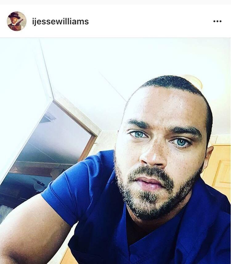 Le sosie de l acteur Jesse Williams enflamme la Toile ! b0841949777