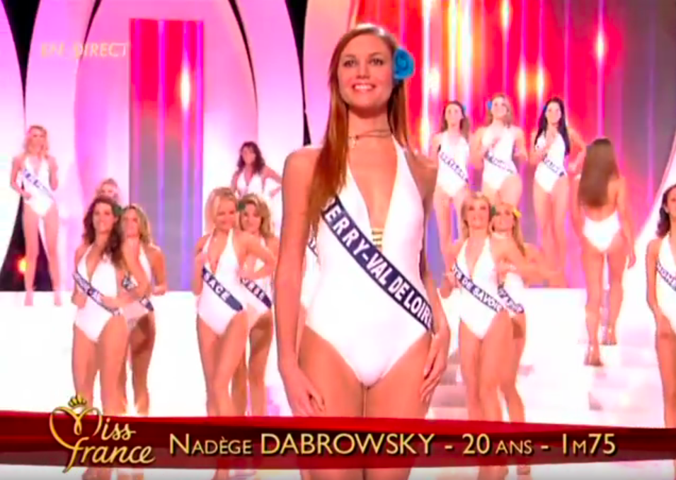 Andy Raconte Miss France