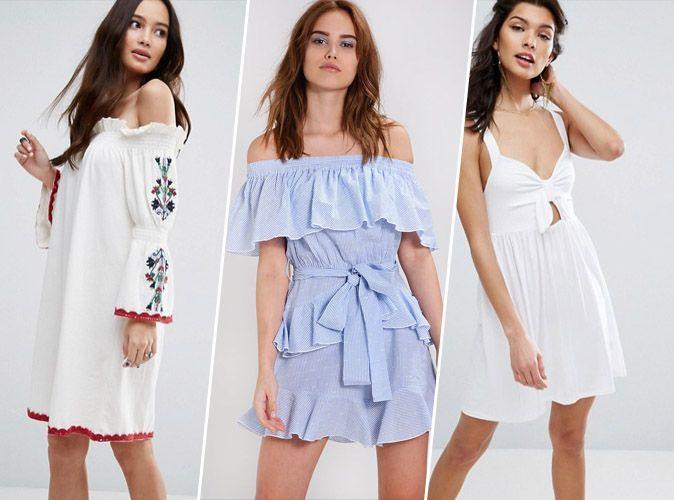 e966d147eb7c0 Photos   Été 2018   50 robes à moins de 50 euros