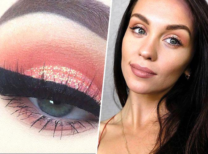 60 Sublimes Inspirations De Make Up Couleur Pêche