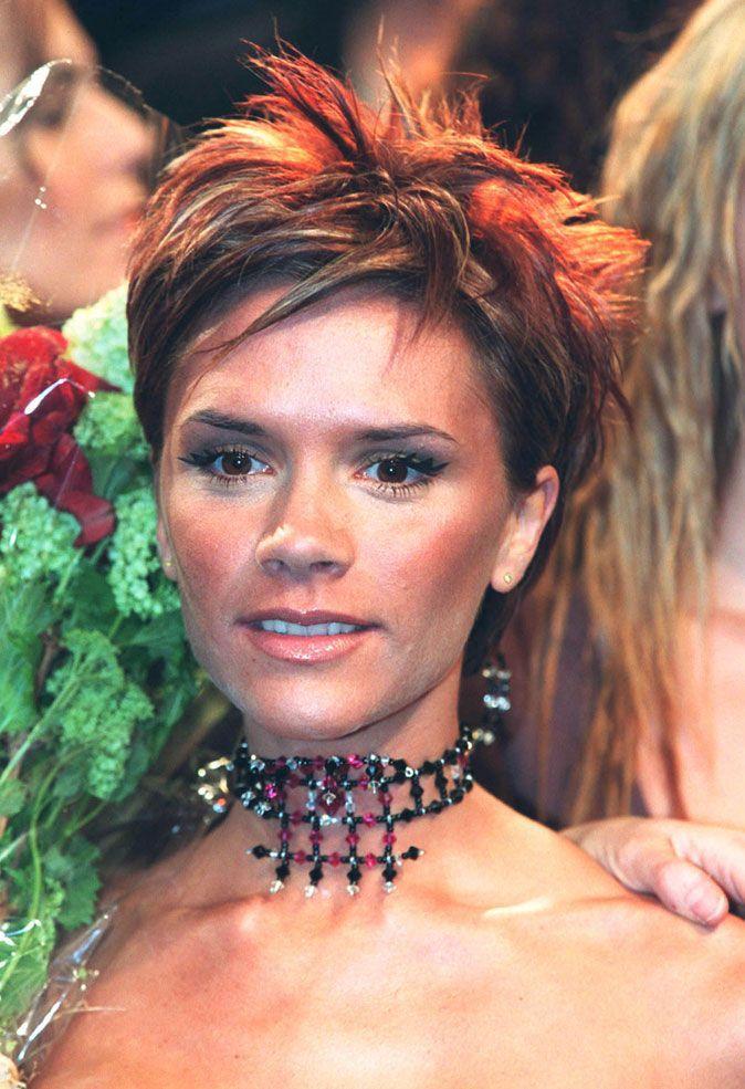 Coiffure De Star Le Cv Capillaire De Victoria Beckham Reactualise