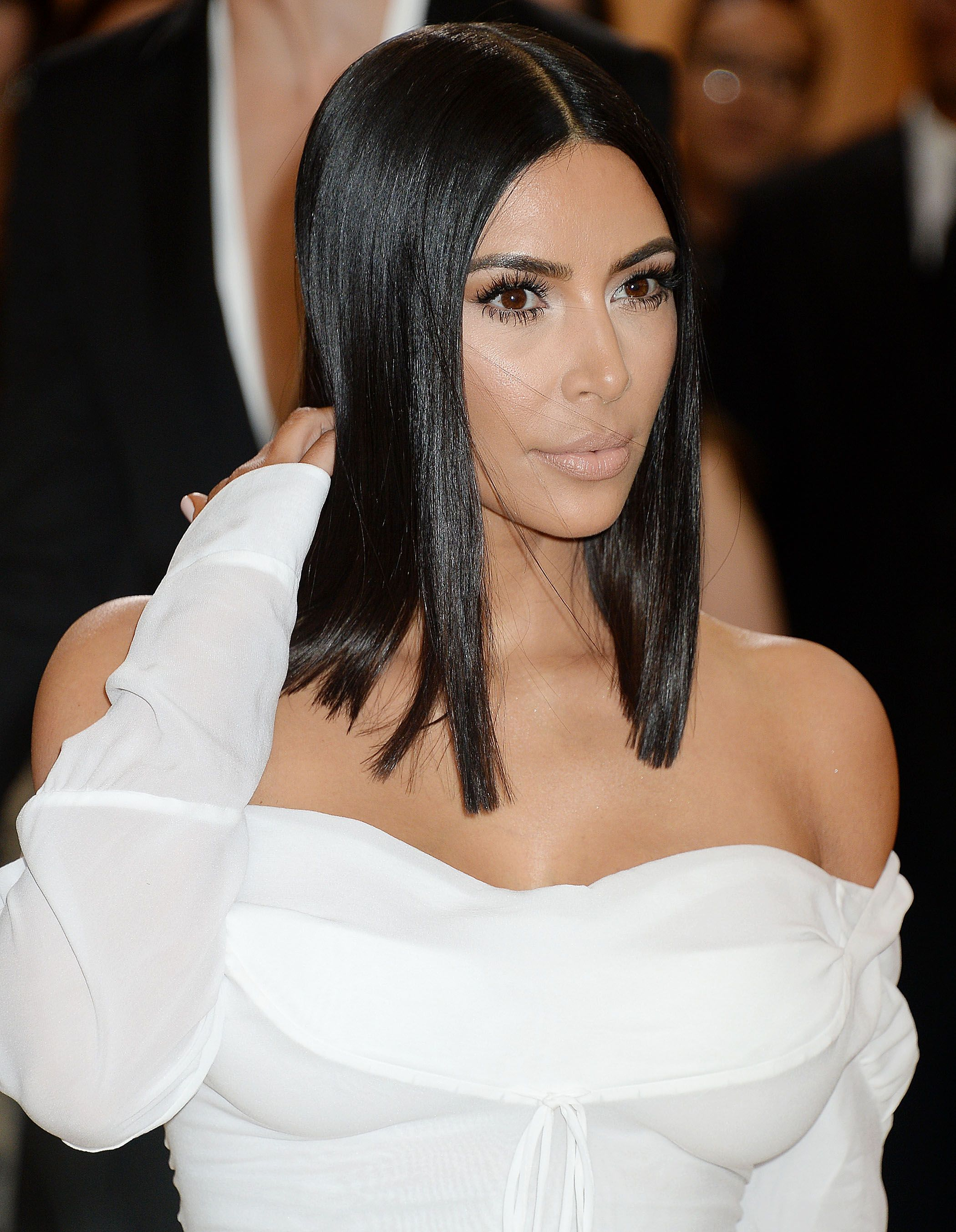Bye Bye La Chevelure De Princesse Khloe Kardashian Opte Pour Une