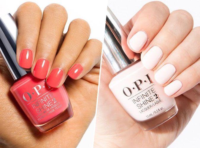 Manucure : Voici les 10 couleurs de vernis à ongles les plus vendues chez O.P.I