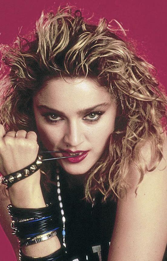 Coiffure Maquillage Le Best Of Des Pires Beauty Looks De Madonna
