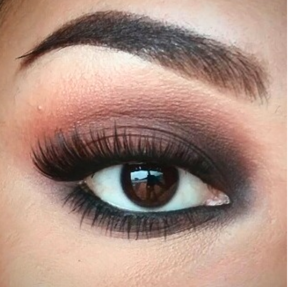 Maquillage smoky - Maquillage smoky eyes ...
