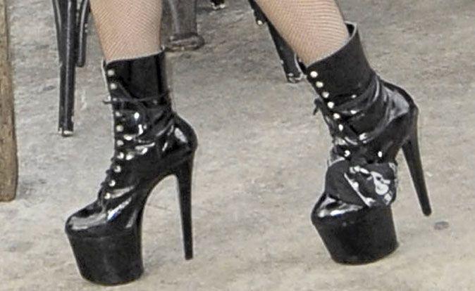 À StarsComment Les Elles Pour Talons Marcher Chaussures Des Font 1Tl3FKJc