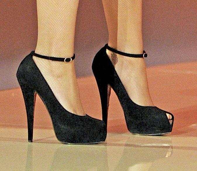 Les chaussures à talons des stars : comment font elles pour