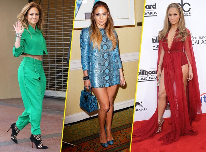 photos   jennifer lopez   d u00e9couvrez le cv fashion color u00e9 d u0026 39 une diva