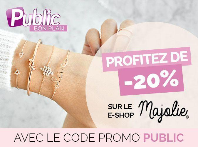 1527d70cb60 Bon plan   -20% de réduction sur tout le site de bijoux Majolie !