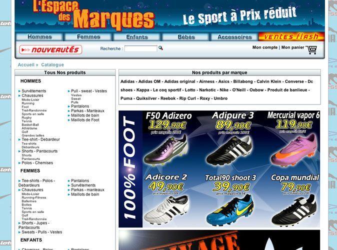 Bon Plan Des Marques : bon plan l 39 espace des marques la mode sportive prix r duits ~ Medecine-chirurgie-esthetiques.com Avis de Voitures