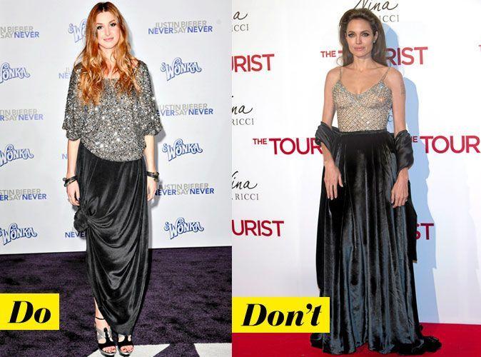 4bd3de3d5a708e Look de star : comment porter la jupe longue ?