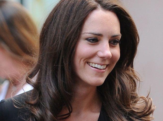 Beaute Revelations Sur La Coiffure De Kate Middleton Avant Le