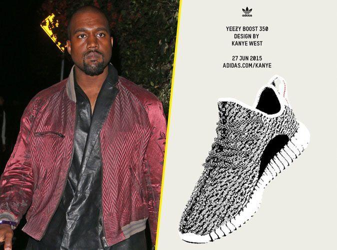 Kanye West X Adidas Originals lancent la Yeezy 350 Boost !