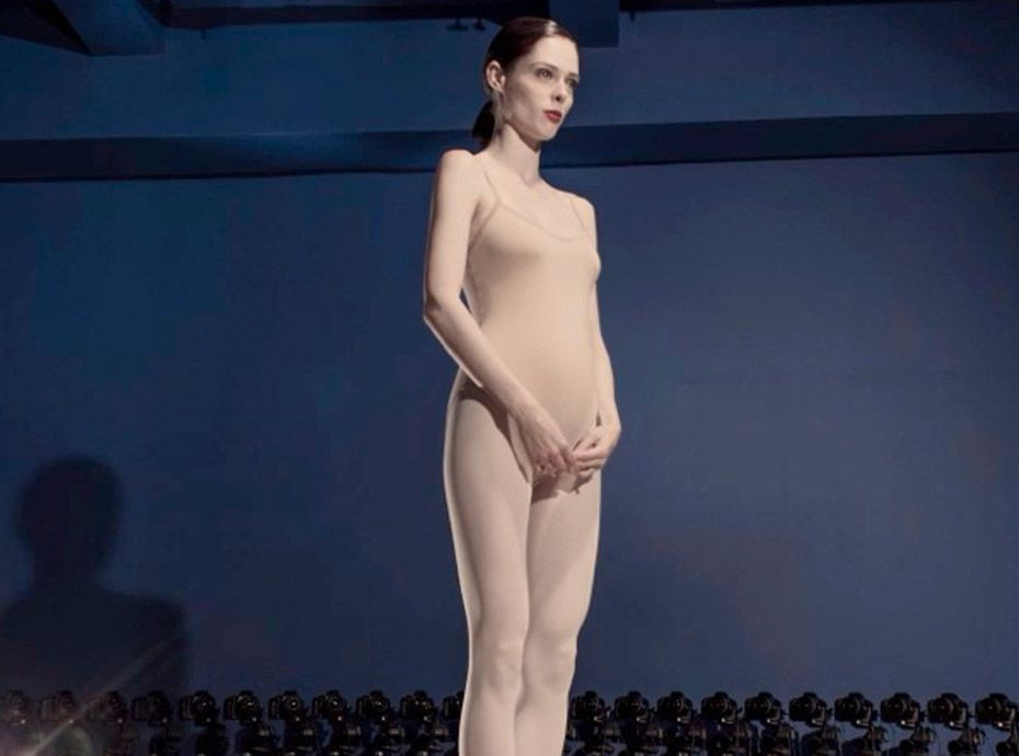 Don't count on seeing any nude pictures of coco rocha