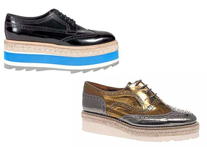 Mode les chaussures creepers de prada en moins cher - Cuisiniste le moins cher ...
