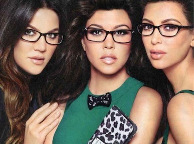 Mode   Les soeurs Kardashian lancent une collection de lunettes ! 883cb5f8a88a