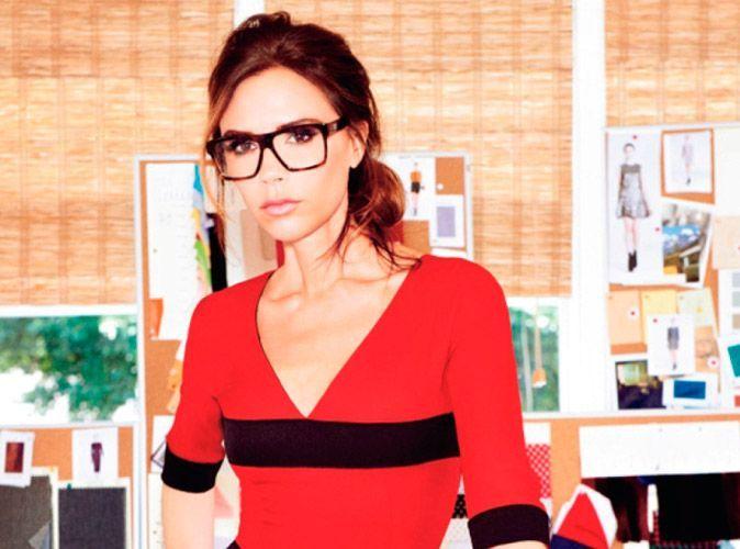 b48b46bde11347 Mode   Victoria Beckham lance sa ligne de lunettes de vue et solaires sur son  e-shop !