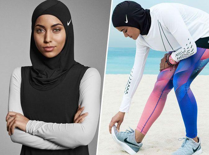 """Résultat de recherche d'images pour """"nike pro hijab"""""""