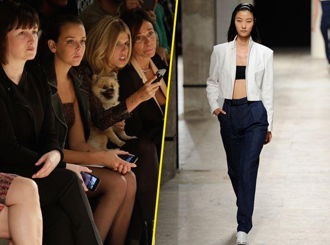 foto de Exclu Public : Fashion Week Paris printemps été 2014