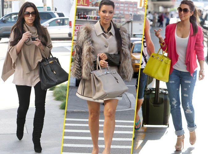 Looks De Kim Kardashian Sa Fashion Fixette Elle Est