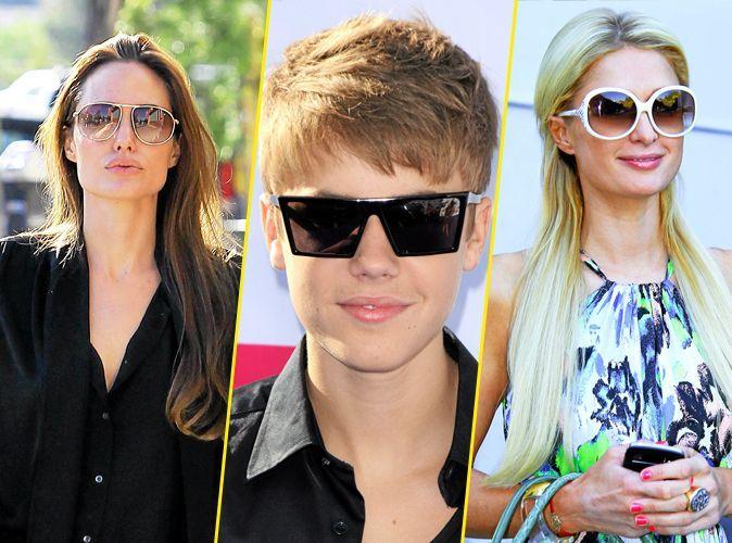 caaabeee152 Looks de stars   les lunettes de soleil à adopter cet été !