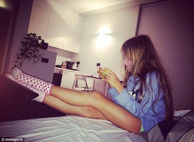 Mode Kristina Pimenova 9 Ans Et Top Model Decouvrez Les Photos De La Petite Fille La Plus Mignonne Du Monde