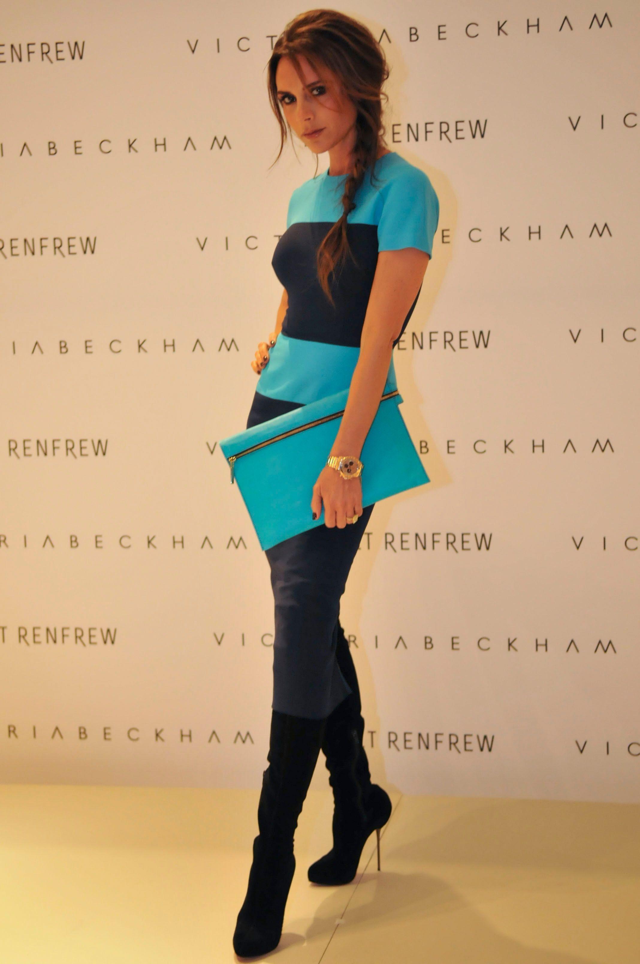 6271c418c05 Mode   Victoria Beckham n éprouve aucun regret concernant ses précédents  looks !