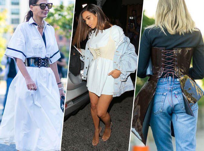 0e3b1aa6617 Tendance mode   8 façons de porter le corset