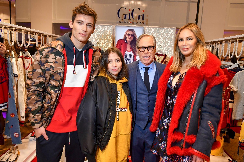 Photos : Tommy Hilfiger x Gigi Hadid : pour son
