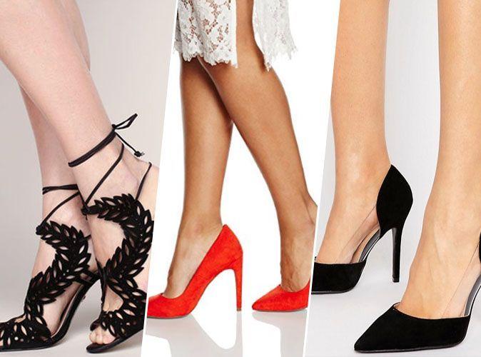 Shopping mode   sandales, escarpins, compensés... 52 paires de chaussures à  talons indispensables ! 0e310c923ab7
