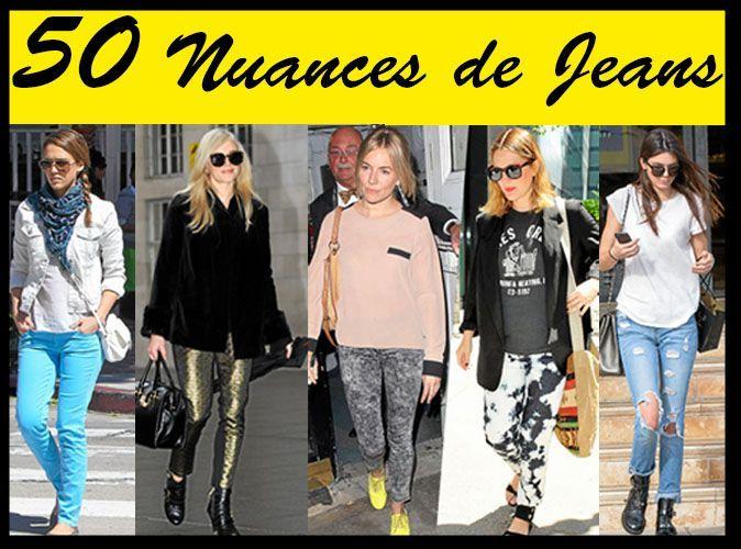 Nuances De Tendances50 Jeans Tendances50 De Jeans Nuances jL534ARq