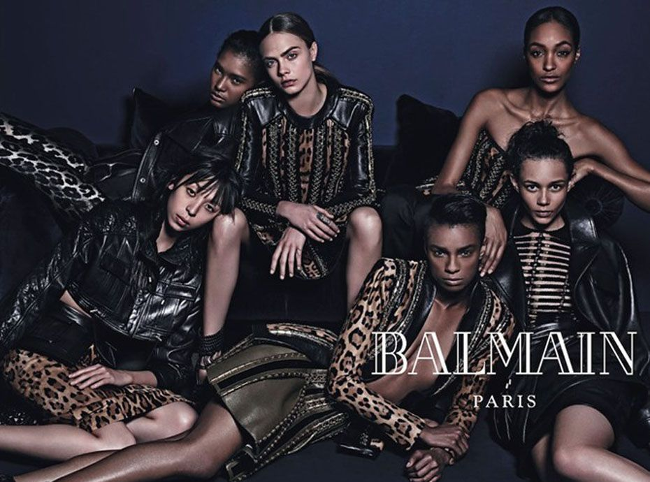 a y est apr s valentino les qataris ont rachet balmain au prix exorbitant de. Black Bedroom Furniture Sets. Home Design Ideas