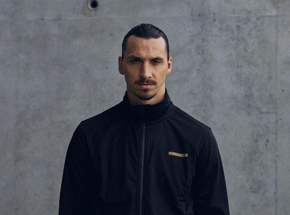 f6df5f55890 Zlatan Ibrahimovic   il lance sa marque de vêtements de sport !