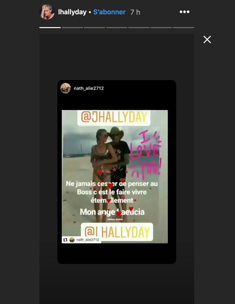 L'annonce choc à propos de Johnny — Laeticia Hallyday