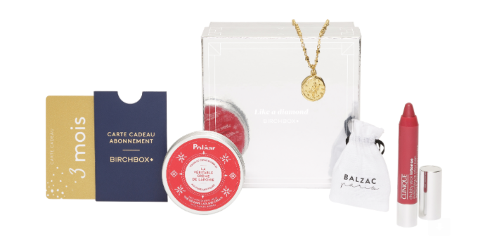 Idee Cadeau A Paris.Noel 2018 Idee Cadeau Le Joli Coffret Birchbox X Balzac