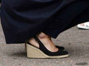 Chaussures Kate Middleton
