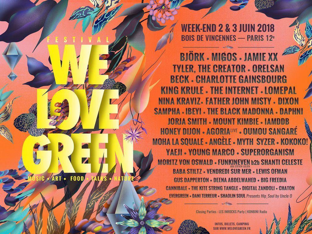 We love green le festival est de retour au bois de vincennes for We love design