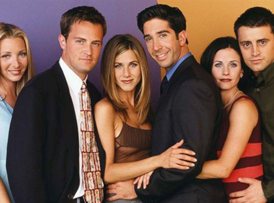 Décès de Ron Leibman, père de Rachel (Jennifer Aniston) — Friends